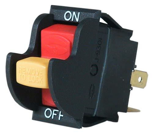 Toggle Safety Switch